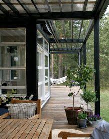 Pergola For Small Patio Outdoor Rooms, Outdoor Gardens, Outdoor Living, Outdoor Decor, Indoor Outdoor, Patio Roof, Pergola Patio, Backyard, Pergola Kits