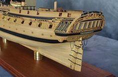 Henry Strub Ship Models   USS Confederacy