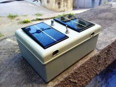 Solar Powering Unit for Arduino