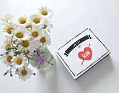 ślubne pudełko na obrączki w stylu retro. Pudełeczko skrzyneczka Eco Manufaktura