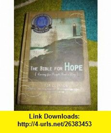 The Bible For Hope (Caring for People Gods Way) NKJV BIBLE / Formerly Titled THE SOUL CARE BIBLE / AACC 2011 Edition (9780718028053) Tim Clinton, Edward Hindson, George Ohlschlager , ISBN-10: 0718028058  , ISBN-13: 978-0718028053 ,  , tutorials , pdf , ebook , torrent , downloads , rapidshare , filesonic , hotfile , megaupload , fileserve