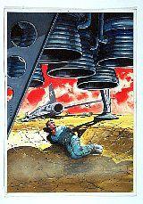 Karl Stephan (pseudonym H. Albrecht): Utopia #111 1950's