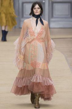 Chloe Paris Fashion Week AW'16'17