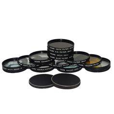 Choose Best  13 filter kit 55mm From Foto-asian