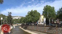 GRANADA | CENTRO | Embarcadero río Genil, Plaza del Humilladero, frente a Paseo de Los Basilios. 1/3
