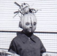 15 Disturbing Vintage Halloween Costumes To Haunt Your Dreams