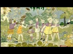 """▶ The Realms of the Unreal: Jessica Yu's 2004 documentary on outsider artist Henry Darger... Darger's """"traced epics"""" are incredibly quirky yet enchanting."""