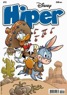 Leituras de BD/ Reading Comics: Lançamento Goody: Disney em Abril