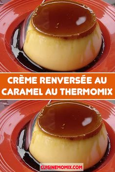 Creme Dessert, Thermomix Desserts, Robot Thermomix, Pudding, Cooking, Cake, Biscuits, Food, Whipped Cream