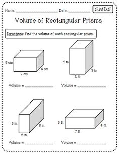 Worksheet Common Core 5th Grade Math Worksheets worksheets and surface area on pinterest common core math 5th grade edition at