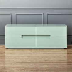 latitude mint low dresser | CB2 - for underneath window in Master Bedroom?