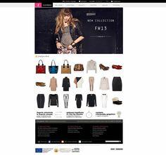 www.inconzoo.gr Δραστηριότητα: Online αγορά γυναικείων ρούχων και αξεσουάρ. Τύπος έργου: