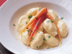 This recipe, based on Elizabeth David's Gnocchi di Ricotta in her book Italian Food, has become one of our most-often-requested house formulas. Requiring fresh, curdy ricotta, it yields succulent, tender dumplings that always beguile. But since fresh ricotta varies in texture, flavor, and moisture content, depending on the season, what the animals are eating, who is making it, and how long they drain it, we often need to tinker with the recipe, adding more Parmigiano-Reggiano for flavor, or…