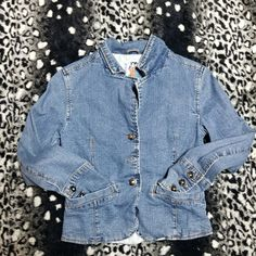 6c0d61ce543 Dm with any questions This is a vintage Marci  amp  me jacket for a Girls.  Depop