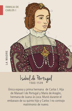 Baraja de 7 familias reales de España