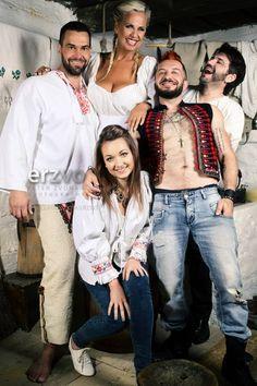 Eva Maziková - Pacho Hybský zbojík remake (backstage)