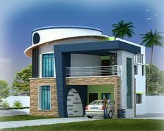 Exterior Building Design elevation designs for 3 floors building - بحث google | my house