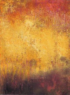 Dorte Boe - Oil and cold wax