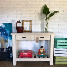 Mesa de arrime gardenia