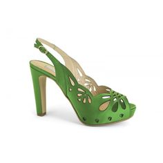 Ugtrepsol Zapatos Es Medio Wpipp Verdes Tacon wREEqdY
