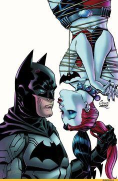 Harley Quinn,Харли Квинн, Харлин Квинзель,DC Evil,Злодеи,DC Comics,DC Universe,фэндомы,Batman,Бэтмен, Брюс Уэйн