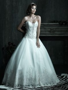 Allure Couture Spring 2013 / Photo Courtesy of Allure Bridals