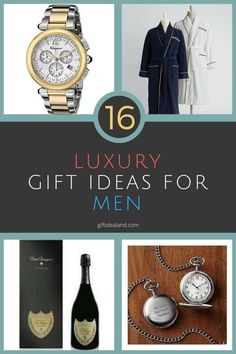 16 Best Luxury Gifts For Men