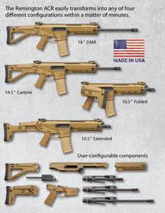 Image detail for -Both Remington and Bushmaster are but two gun companies owned by ...