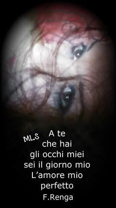 A te che hai gli occhi miei – MusicLoveSilence