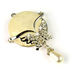Elegant charming alloy pendant for DIY jewelry finding necklace scarf