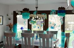 "Photo 12 of 33: Under the Sea/Mermaid Party / Birthday ""Talia's 6th BDay Party"" 