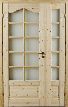 Atle 4 SP10+SP5 - Interior door Made by GK Door, Glommersträsk, Sweden.