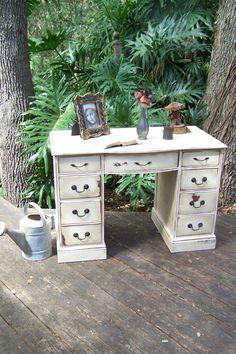 Renaissance Desk. $325.00, via Etsy.