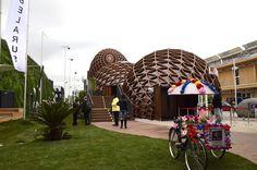 #Malaysia #Pavilion at #Expo2015 #Milan #WorldsFair