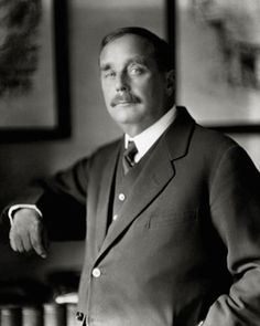H. G. Wells - Father of the Time Machine and brought us to the War of the Worlds.