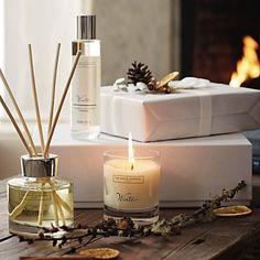 The White Company Winter home scenting set £55