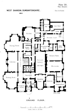 house plans house plans The post house plans appeared first on Baustil. Castle Floor Plan, Castle House Plans, Dream House Plans, House Floor Plans, Mansion Plans, The Plan, How To Plan, Plan Autocad, Plans Architecture