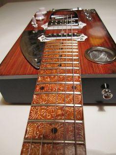 Supreme & Cutlass... like the detail on the fretboard