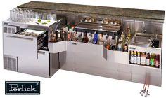 high volume cocktail bar well setup | Perlick's Tobin Ellis Signature Cocktail Station | General Hotel ...