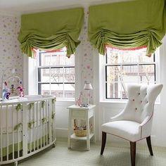Oval Nursery Crib