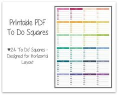 erin condren life planner horizontal layout - Google Search