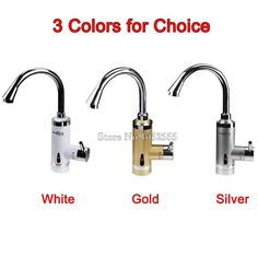 169.07$  Buy now - http://alidqq.worldwells.pw/go.php?t=32680693079 - New Arrival 220V 360 Degree Rotation Electric Faucet Kitchen Heater Faucet Fast Heat Heater Instant Water Tap Water Heater CP17 169.07$