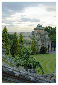 ~ Harlaxton Manor, England ~