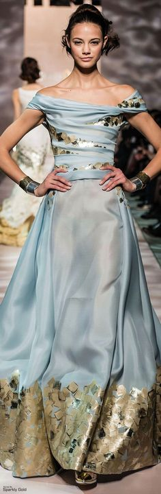 Georges Chakra Spring-Summer 2015