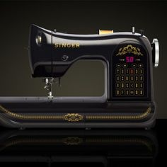 Have you seen the new Singer Anniversary Machine?