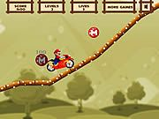 Game Description:  Its the interesting Online Ride game in which Mario ride the bike and arrive to the destination to complete the level.
