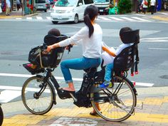 Introducing the Mamachari | Tokyo By Bike - Cycling News & Information from Japan
