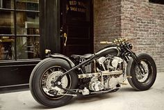 Harley Knucklead Custom by Rough Crafts x Zero Engineering (4)