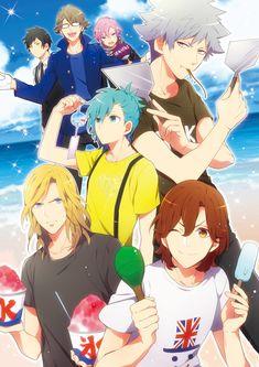 Quartet★Night and Heavens (Aww~ Ai is so cute when he's curious *0*)