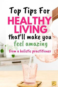 Check out these healthy living tips that will make you feel so good you'll wonder if you're Wonder Woman! Perfect for beginners or anyone who wants to treat their body to health and wellness. Advice from a holistic practicioner for healthy habits and rout Healthy Lifestyle Tips, Healthy Living Tips, Healthy Tips, Healthy Habits, Healthy Recipes, Women Lifestyle, Healthy Women, Health And Lifestyle, How To Get Healthy